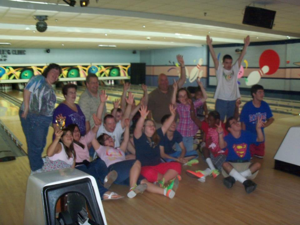 Working with Special Olympics of Seminole County our club supports events such as bowling that bring opportunities for fellowship and accomplishment to kids.